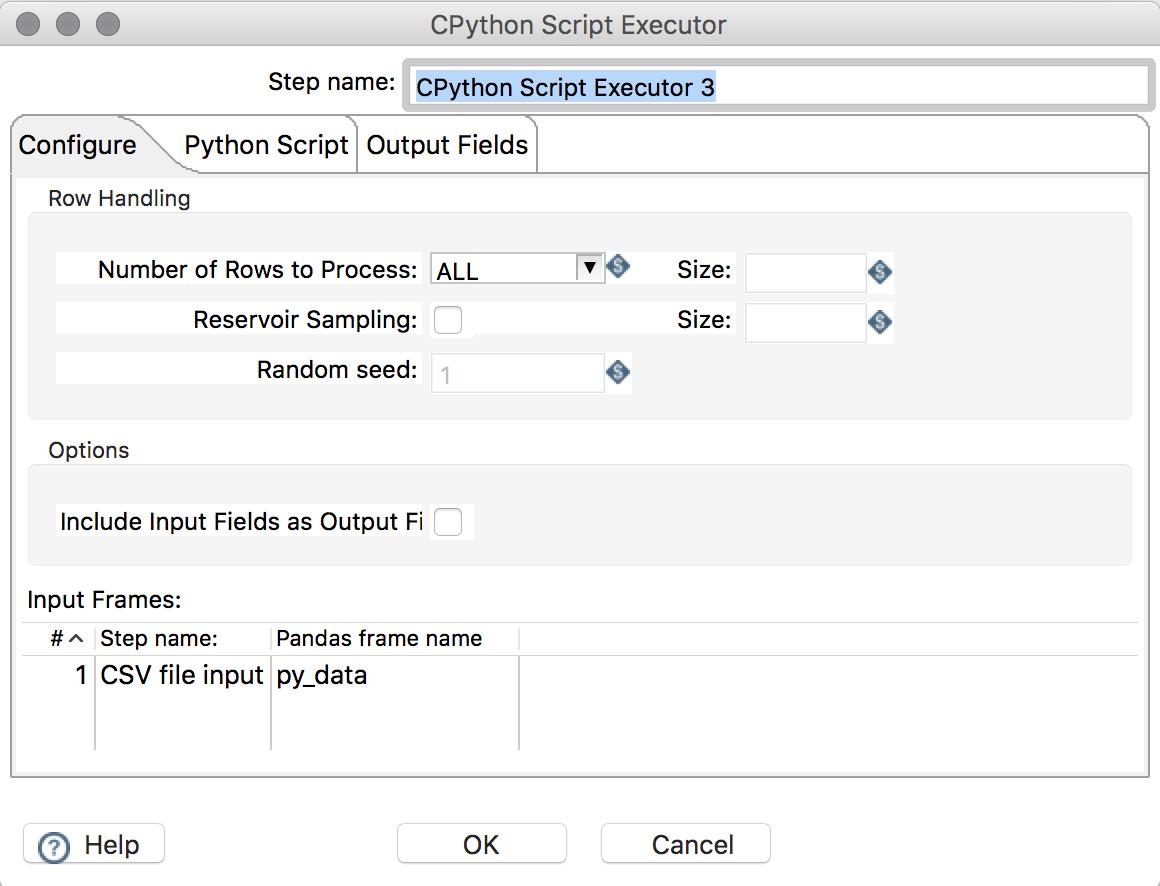 Mark Hall on Data Mining & Weka: CPython Scripting in Pentaho Data