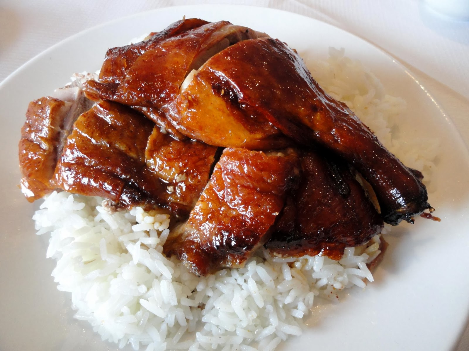 Wing Yip Restaurant >> Josephine's Recipes : How to Make Crispy Roast Duck 脆皮燒鴨