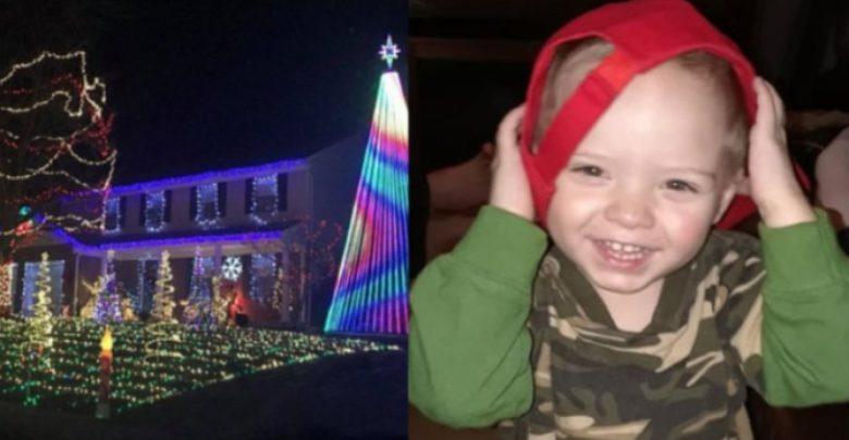 Η ματαιοδοξία με πρόφαση την δήθεν ανθρωπιά, αλληλεγγύη δεν έχει όρια, μία ολόκληρη πόλη των ΗΠΑ γιορτάζει πρόωρα τα Χριστούγεννα για χάρη ετοιμοθάνατου παιδιού
