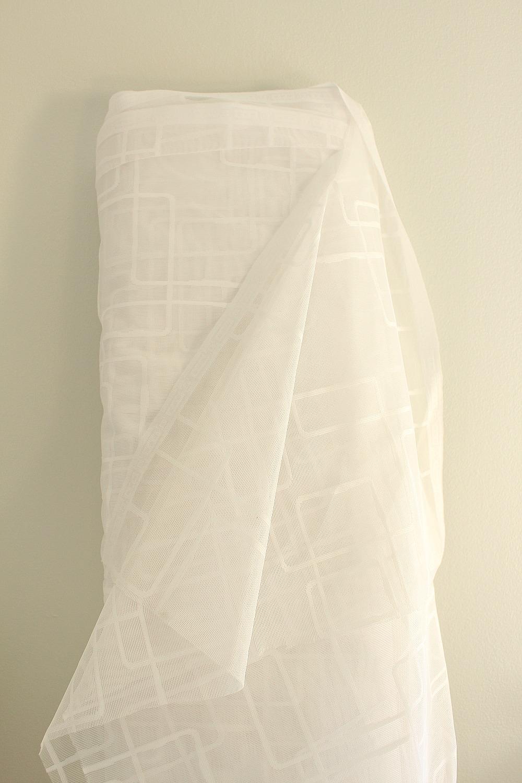 Mod Sheer Fabric
