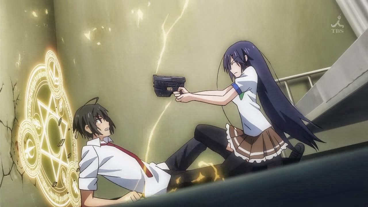 mahou sensou anime
