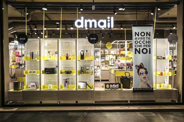 store dmail milano