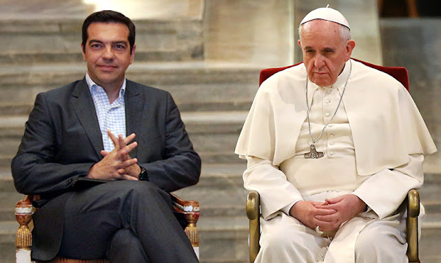 Με τις ευλογίες του Πάπα για... φθινόπωρο1