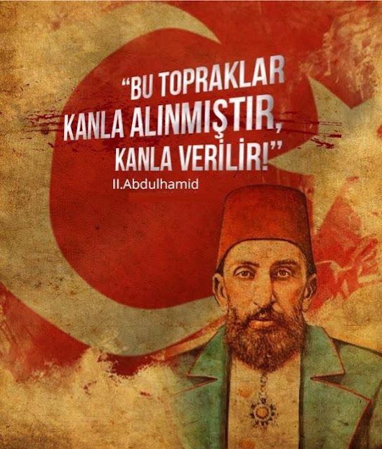 ayyıldız, bayrak, vatan, osmanlı, türkiye, türk, sultan, han, padişah, 2. Abdülhamid