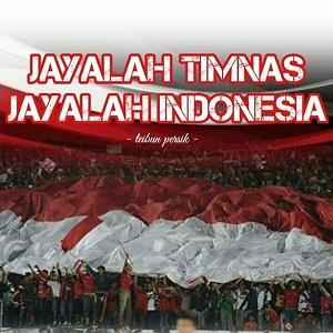 Jayalah Timnas Indonesia