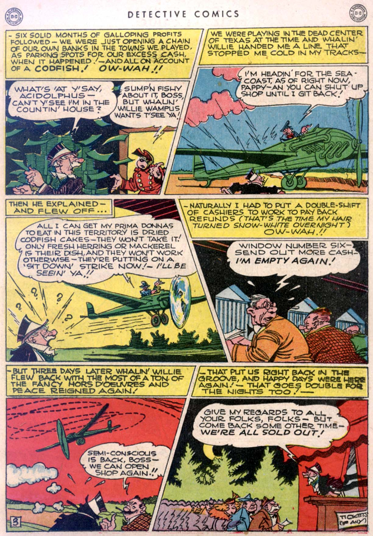 Read online Detective Comics (1937) comic -  Issue #106 - 17