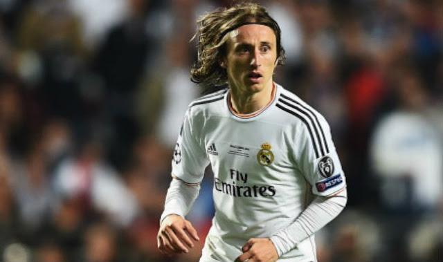 Penyesalan Terbesar Luca Modric Tinggalkan Tottenham