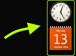 jam dan tanggal di windows 7