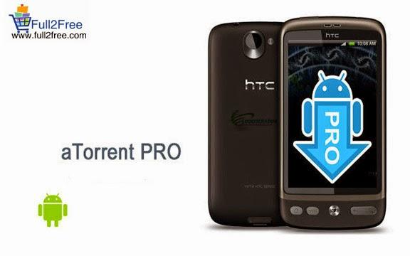 Android App : aTorrent PRO – Torrent App v2.2.1.0