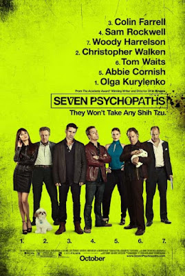 Sinopsis Seven Psychopaths (2012)