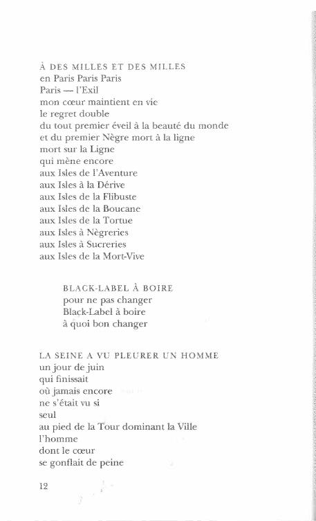 Lexicon Angel Black Label Et Autres Poèmes Léon Gontran