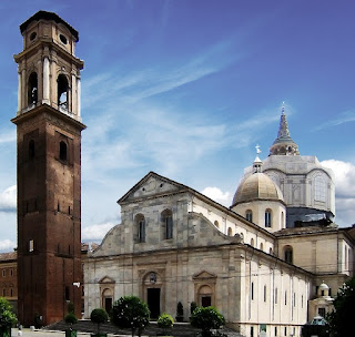Frassati's final resting place was Turin Cathedral, which is most famous for being the home of the Turin Shroud