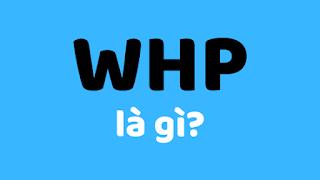 whp la gi