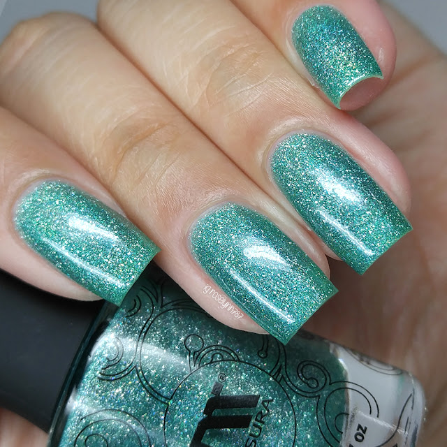 Masura Nail Polish - Mint Breeze