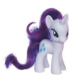 My Little Pony Twinkling Balloon Set Rarity Brushable Pony