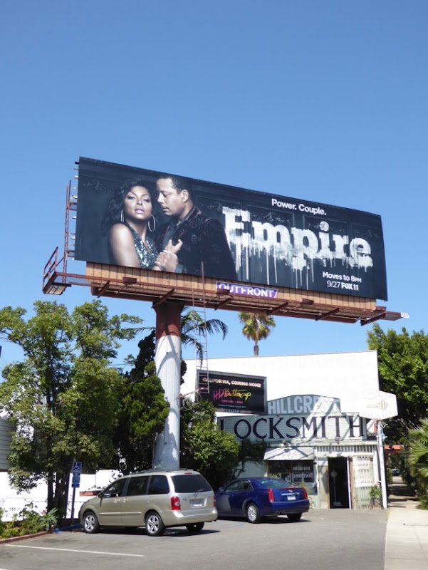 Empire season 4 billboard