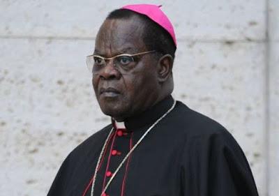 """Résultat de recherche d'images pour """"tueries de chrétiens, Mgr Laurent Monsengwo, rd congo,"""""""