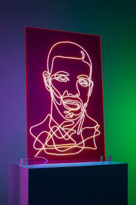 Drake-tablou-neon