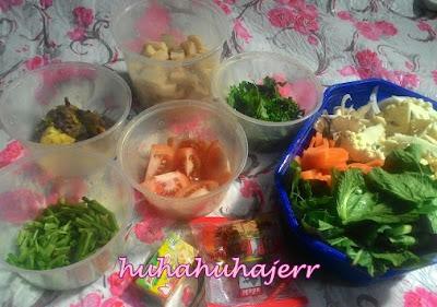 Resepi Sup Sayuran Campur Yang Sedap....