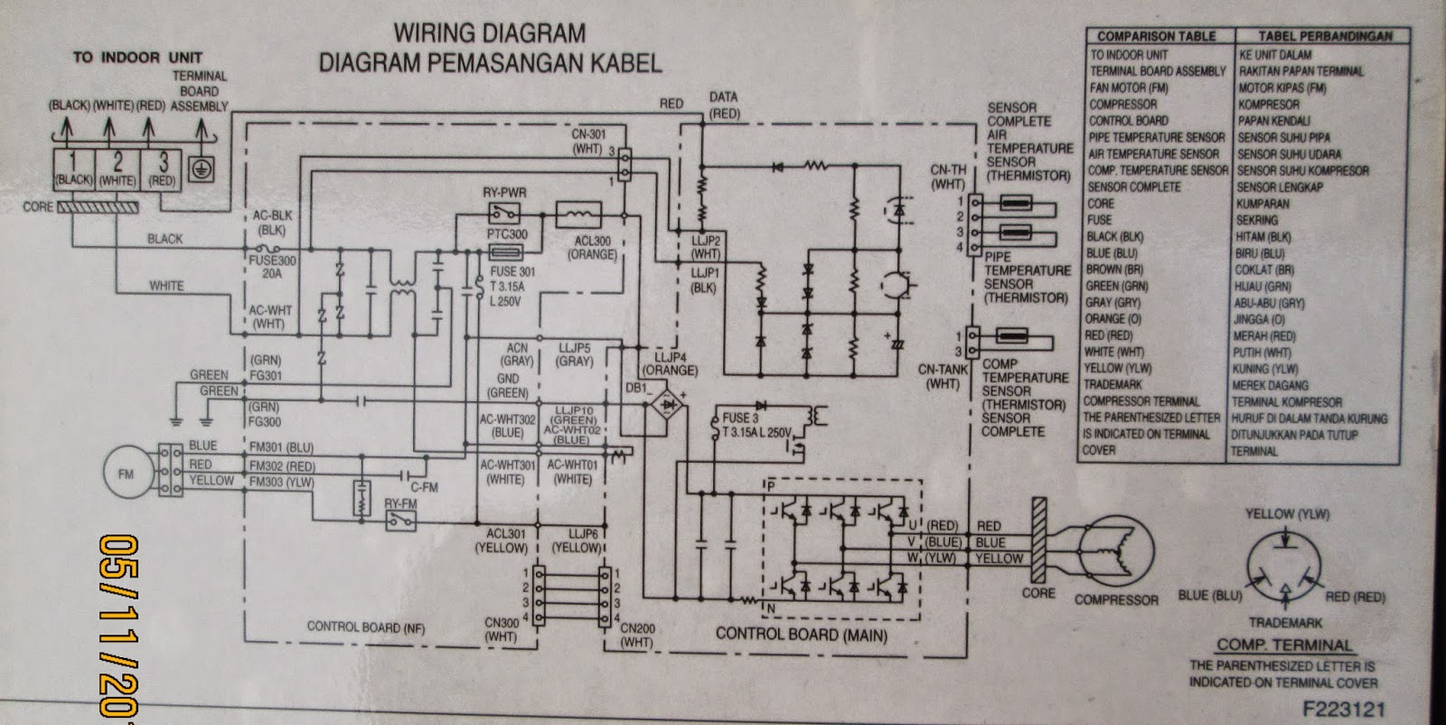 medium resolution of wiring kelistrikan system air conditioner wiring diagrams konsult wiring diagram kompresor ac split