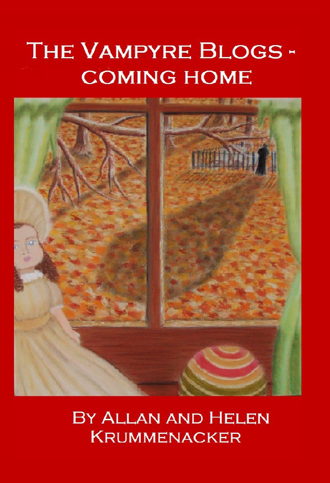 """The Vampyre Blogs - Coming Home""  Is available in Trade Paperback and all E-book formats."