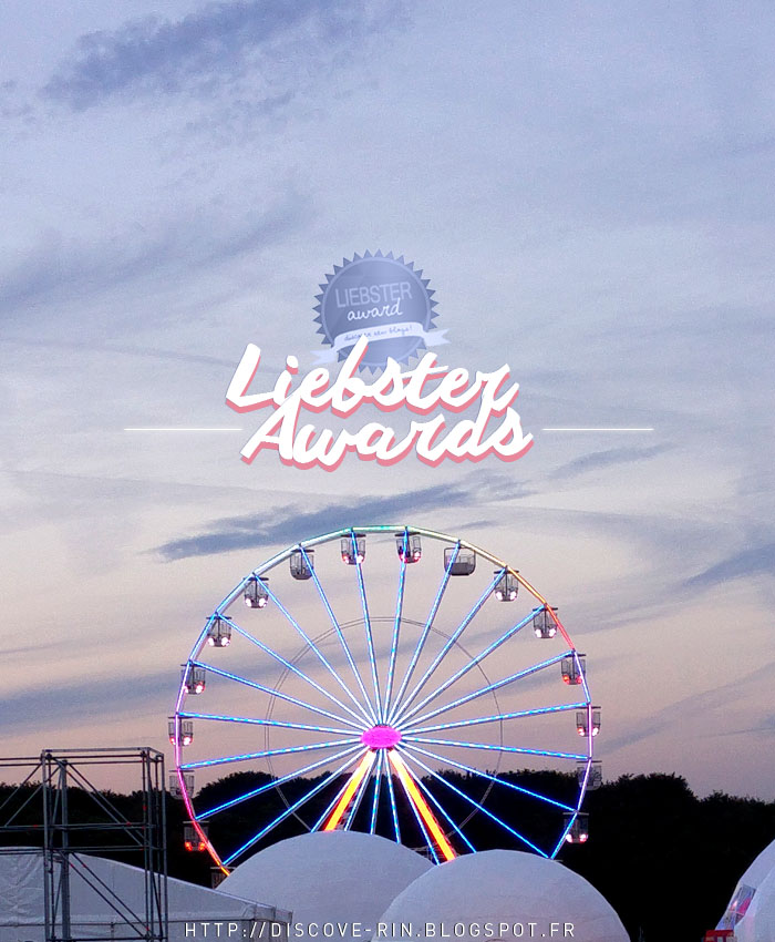 Tag - Liebster Awards