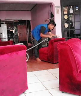 jasa laundry cuci sofa springbed wilayah jakarta