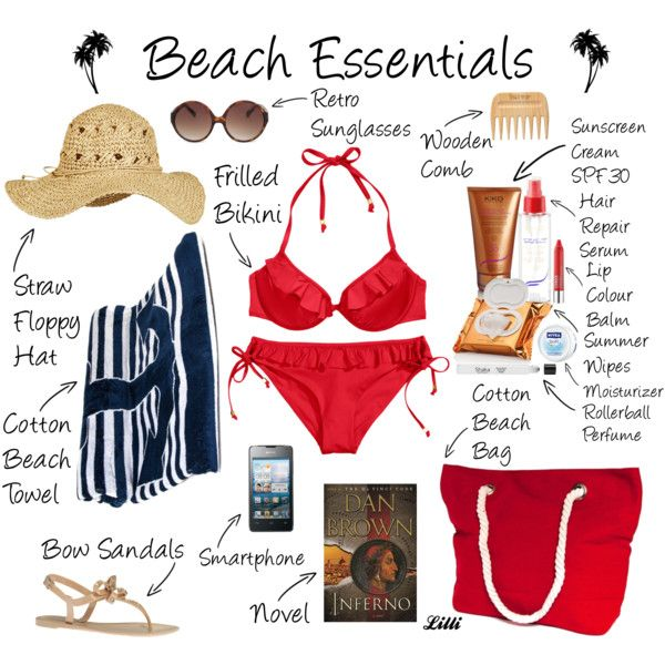 Beach Essentials