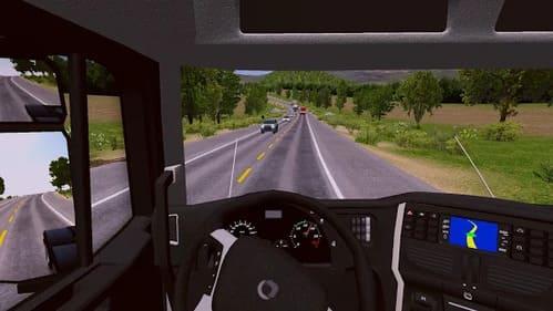 World Truck Driving Simulator. melhores simuladores de caminhão