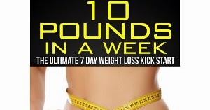 science books lose 10 pounds in a week