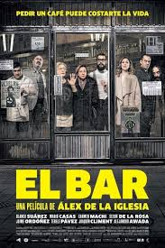 Viên Đạn Bí Ẩn - The Bar (2017)