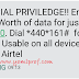 Special Priviledge Offer: Get Airtel 6GB For N1,500