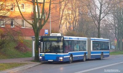 MAN NG313, MPK Kraków