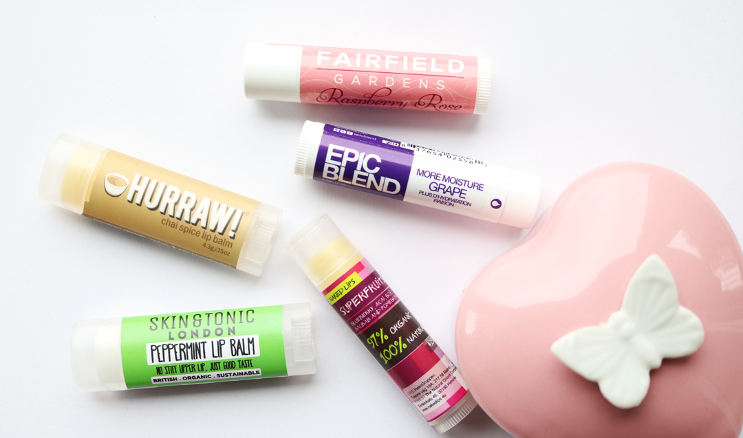 Green Beauty: 5 Natural Lip Balms To Try