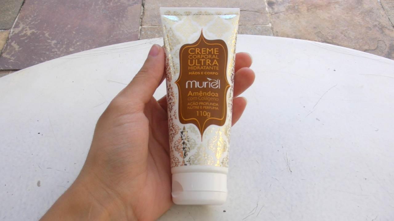 Creme Corporal Ultra Hidratante Muriel