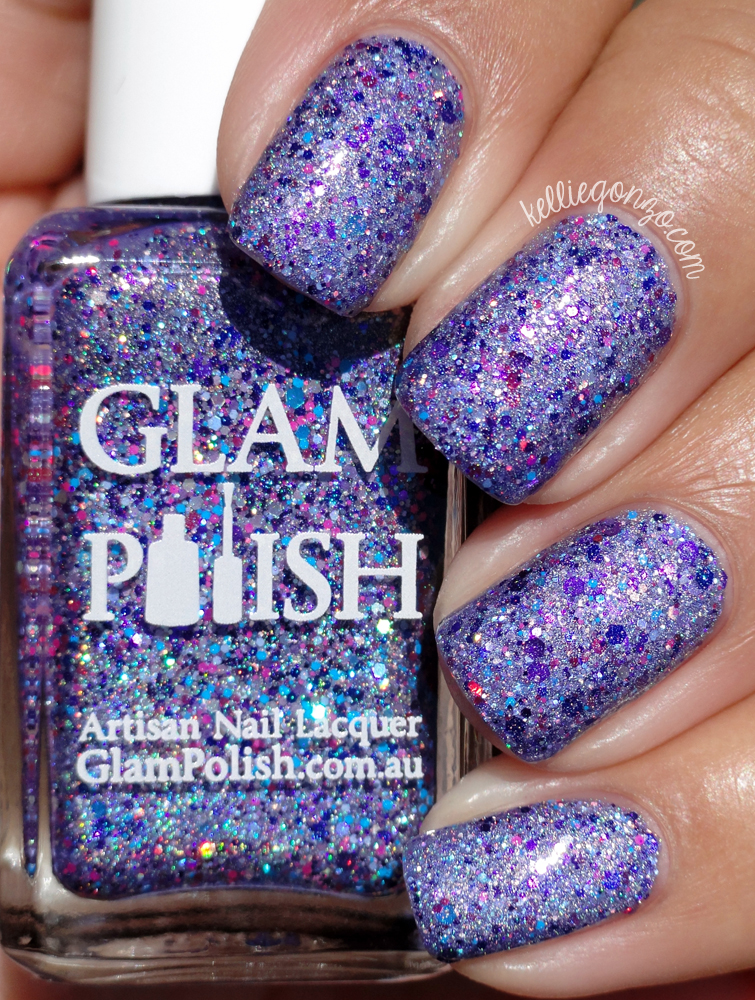 Glam Polish Be Careful What You Witch For…