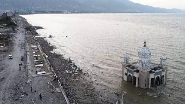 Keajaiban Dibalik Gempa dan Tsunami Palu, Diselamatkan oleh Buaya dan Al-Qur'an