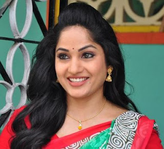 Madhavi Latha Family Husband Parents children's Marriage Photos