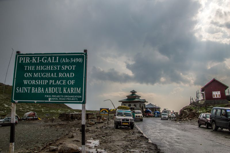 Pir Ki Gali - Mughal Road Kashmir