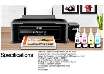 Epson L220 Printer Specs