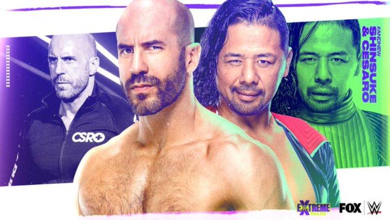 Cesaro and Shinsuke Nakamura Win The SmackDown Tag Team Titles