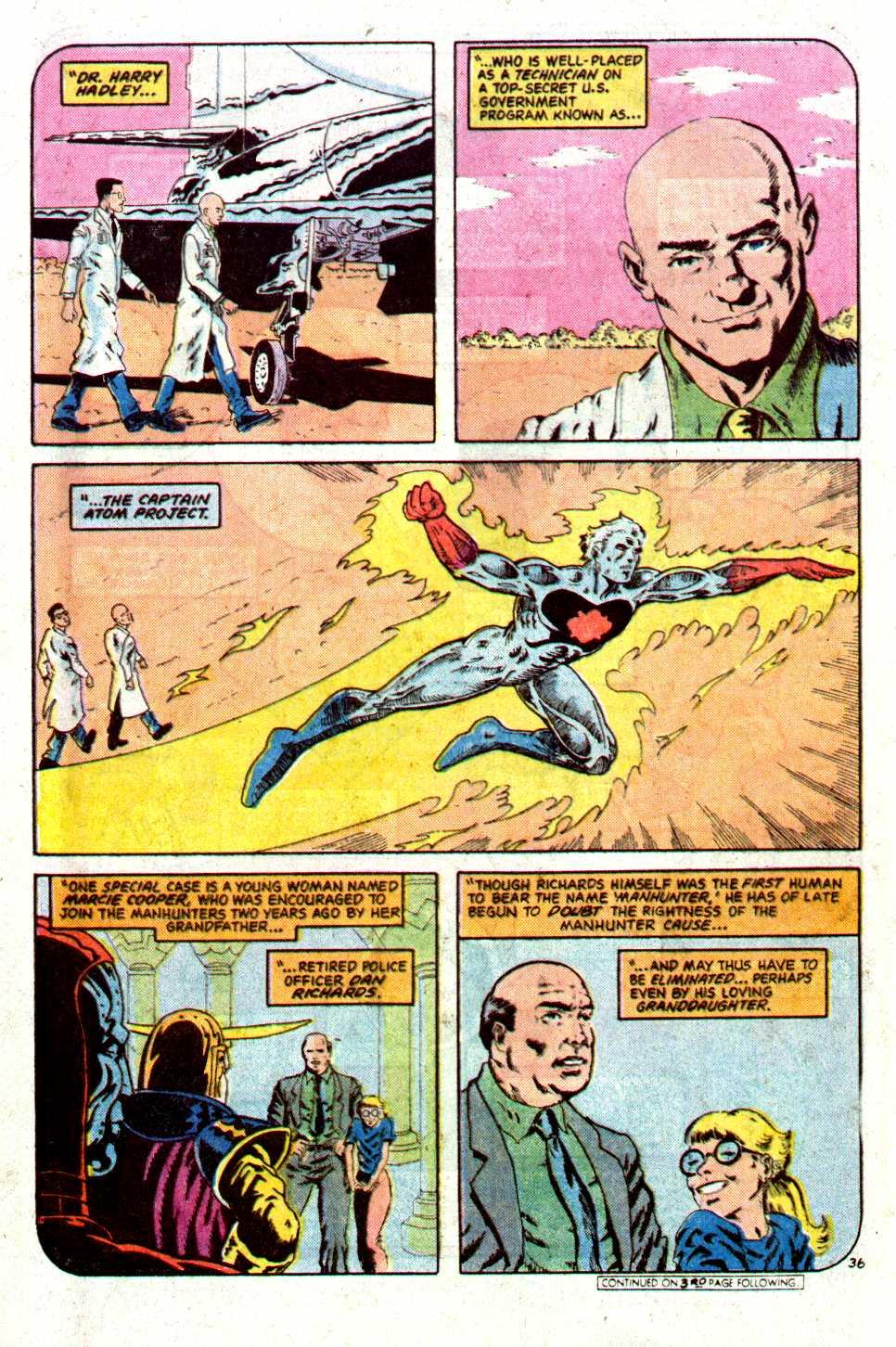 Read online Secret Origins (1986) comic -  Issue #22 - 37