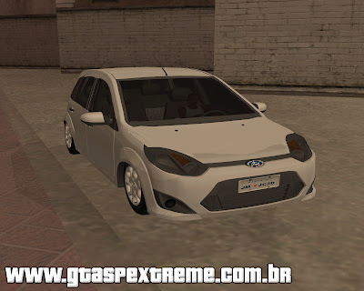 Ford Fiesta Rocam Class 1.6 para grand theft auto