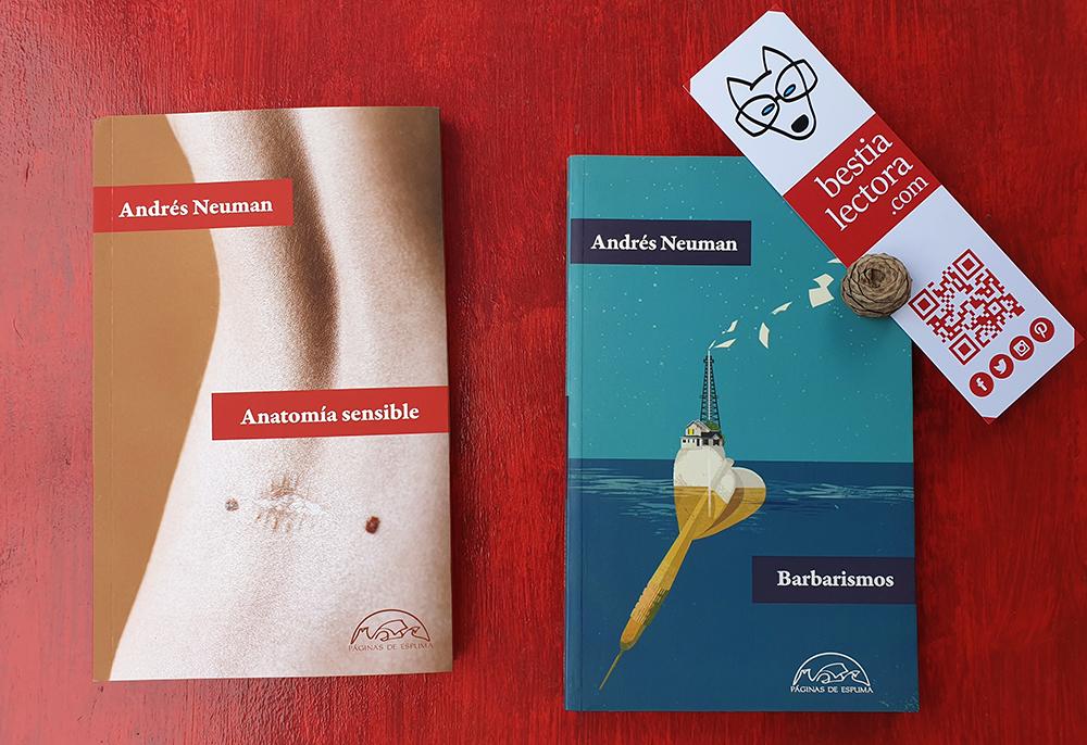 «Anatomía sensible» de Andrés Neuman es un libro sobre las voces del cuerpo