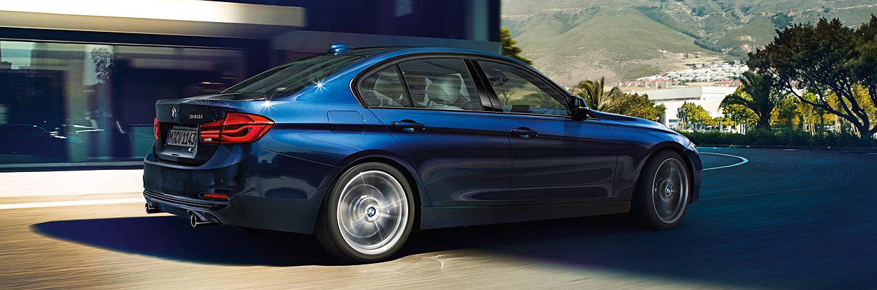 Dimensioni BMW Serie 3 berlina, misure e bagagliaio - Altezza da terra, lunghezza e larghezza
