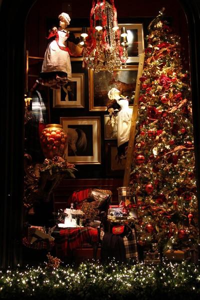 Vitrines Com 193 Rvores De Natal Del Carmen By Sarruc