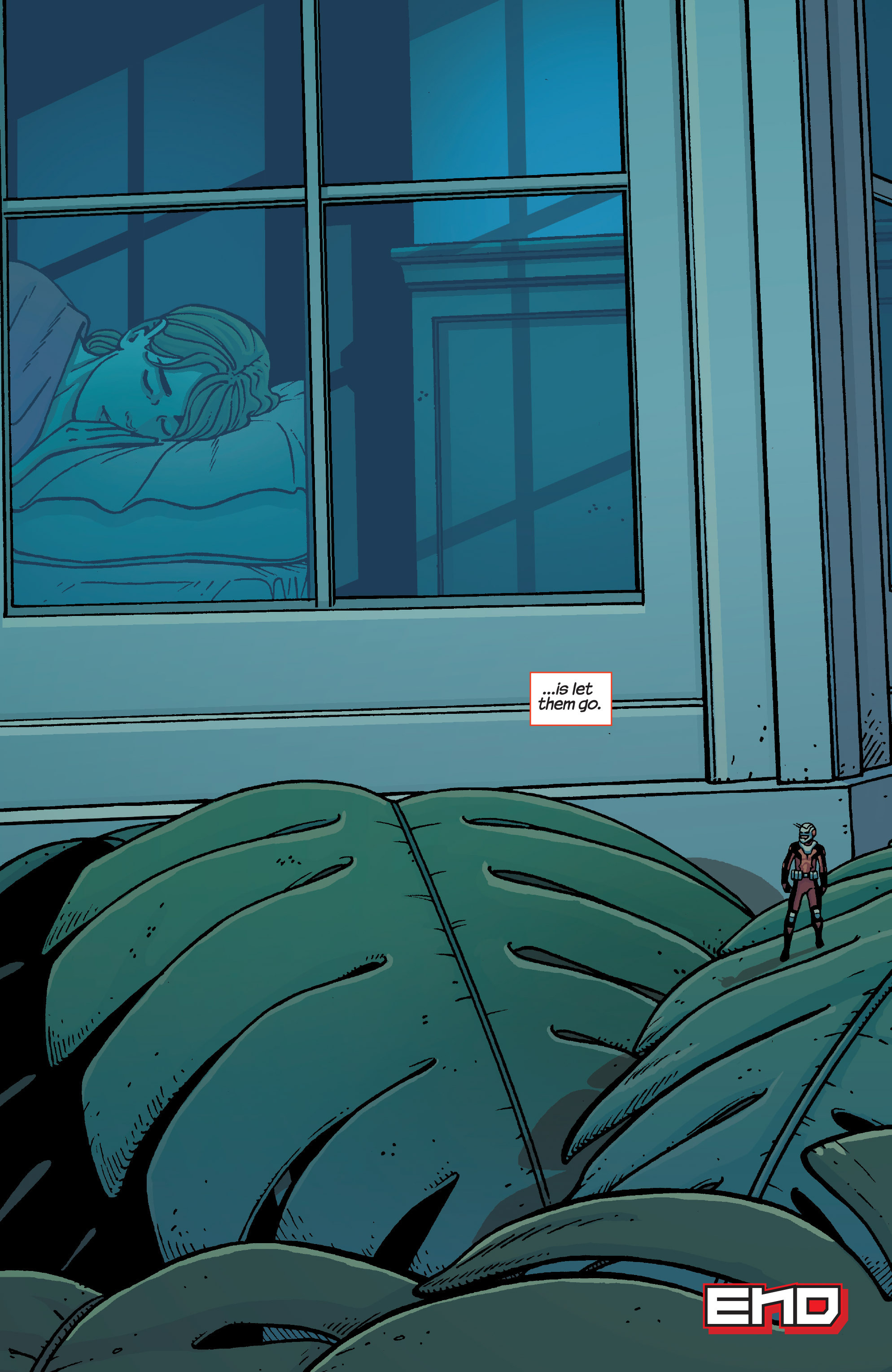Read online Ant-Man comic -  Issue #5 - 23