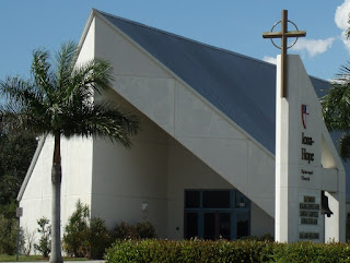 Iglesia en Iona