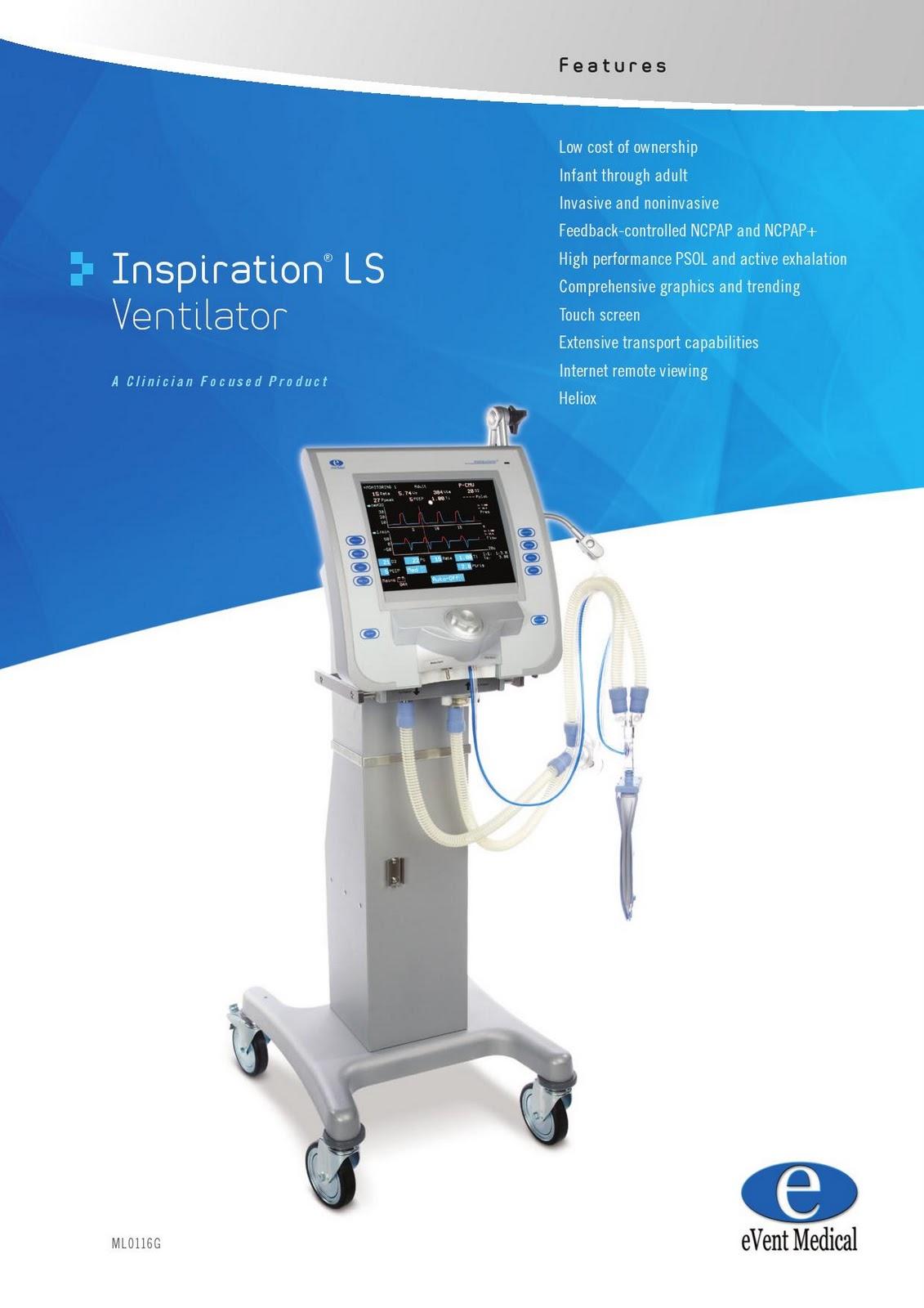 MECHANICAL VENTILATION OF LUNGS | Medchrome  |Ventilator