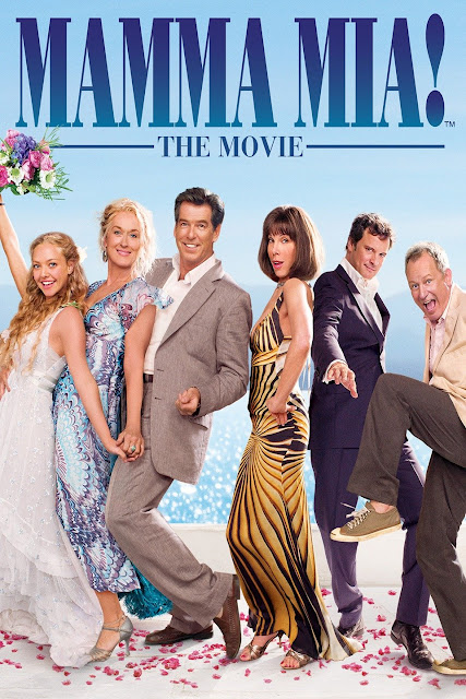 Mamma Mia! com Meryl Streep: eu vi